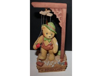 CHERISHED TEDDIES   PINOCCHIO