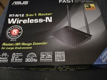 Routern ASUS