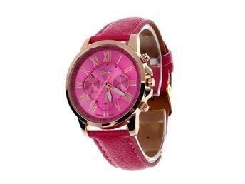Women Stylish Geneva Numerals Lyxigt armbandsur Quartz - Halmstad - Women Stylish Geneva Numerals Lyxigt armbandsur Quartz - Halmstad