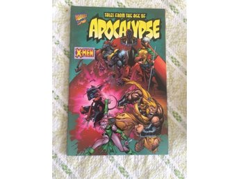 Tales from the age of Apocalypse Tpb