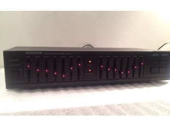 KENWOOD GRAPHIC EQUALIZER GE 44