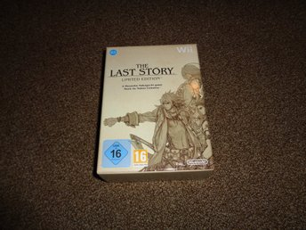 The Last Story Limited Edition Ny