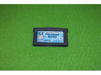 Flushed Away Gameboy Advance Nintendo GBA