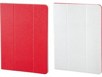 Hama TwoTone Case (iPad) - Röd/vit - Kalmar - Hama TwoTone Case (iPad) - Röd/vit - Kalmar