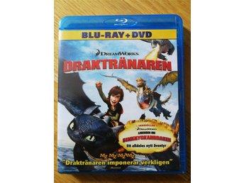Draktränaren (Både dvd och blu ray) - Borås - Draktränaren (Både dvd och blu ray) - Borås