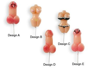 Klubba Sexy Lollipop » - DESIGN A