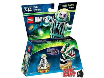 Lego Dimensions Beetlejuice Fun Pack 71349