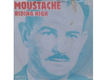 Moustache title* Riding High* Synth-pop, Disco Germany 7