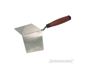 Soft Grip Inside Corner Trowel 127mm for Plaster builder tools