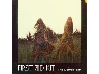 First Aid Kit: The lion's roar (Vinyl LP)