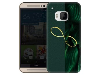 HTC One M9 Skal Infinite Love