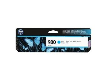 HP 980 Cyan Officejet Enterprise, Ink cartridge