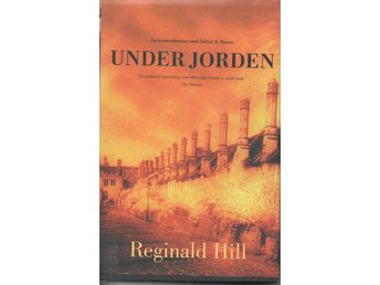 Under jorden. Reginald Hill