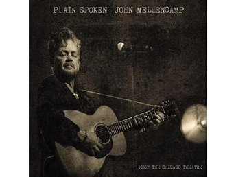 Mellencamp John: Plain spoken / Chicago Theatre (2 Blu-ray)