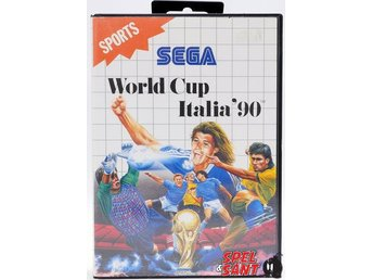 World Cup Italia 90 (Svensk Version)