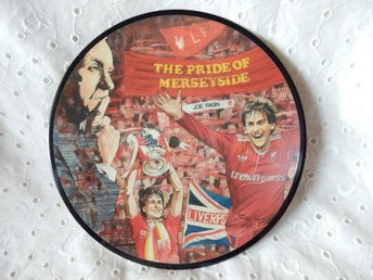 VINYL LIVERPOOL FC THE PRIDE OF MERSEYSIDE - PICTURE DISC
