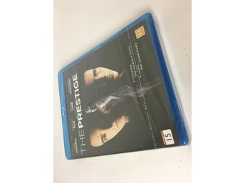 Blu-ray - The Prestige - Thriller - 2006 - svensk undertext