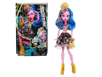 Gooliope Jellington - Shriek Wrecked - Monster High docka