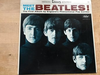 BEATLES THE - MEET THE BEATLES LP
