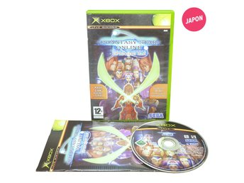 Phantasy Star Online Episode I & II (EUR / XBOX)