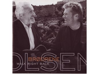 Brødrene Olsen - Walk right back / Olsen Brothers