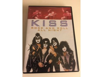 Kiss rock and roll all night