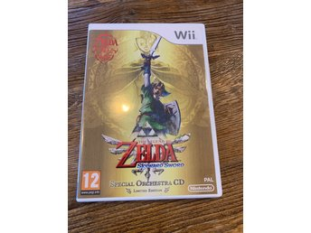 The Legend of Zelda Skyward Sword Nintendo Wii