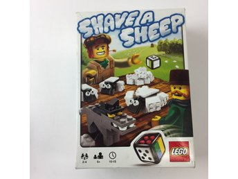 LEGO, Leksak, Shave a sheep