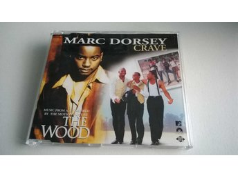 Marc Dorsey - Crave (The Wood), CD, Single, Promo