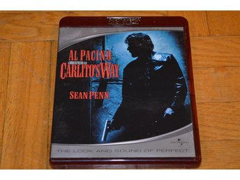 Carlitos Way HD DVD