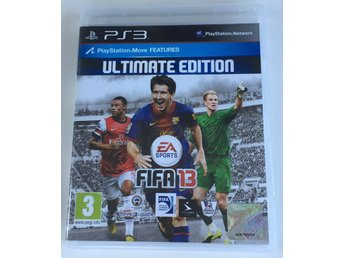 FIFA 13 (ULTIMATE EDITION) - Playstation 3/PS3 - FINT SKICK