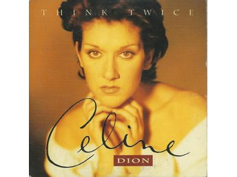 CELINE DION - THINK TWICE   (CD MAXI/SINGLE )