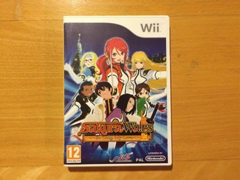 Sakura Wars: So Long, My Love - Wii - Ovanlig!