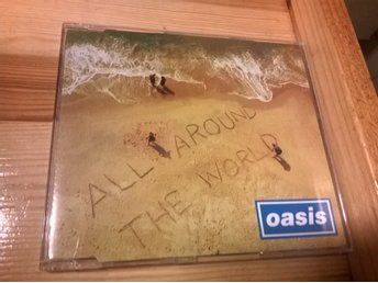 Oasis - All Around The World, CD