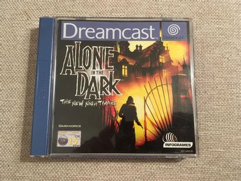 Alone in the dark - Sega Dreamcast