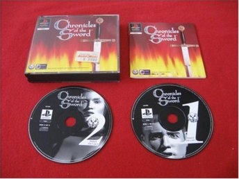 CHRONICLES OF THE SWORD till Sony Playstation PSone