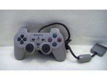 Analog Controller (dualshock) handkontroll, Playstation PS1 PS2 - Kävlinge - Analog Controller (dualshock) handkontroll, Playstation PS1 PS2 - Kävlinge