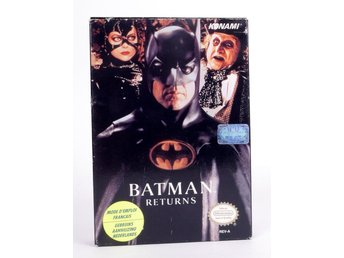 Batman Returns - Nintendo NES - NTSC (USA)