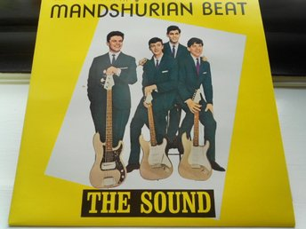 RECORD-SALE SOMMAR-REA! LP MANDSHURIAN BEAT (FINNISH ROCKABILLY)