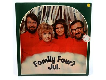Family Four - Family Four's Jul. MLP 15.441 LP 1972