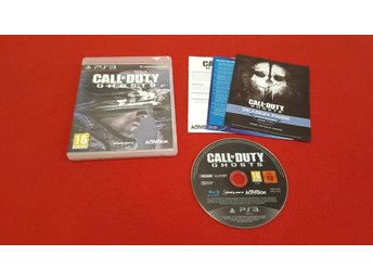CALL OF DUTY GHOSTS till Sony Playstation 3 PS3