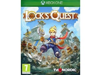 Locks Quest (XBOXONE)