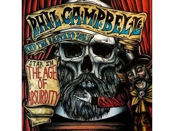 Phil Campbell And The Bastard Sons: The age of.. (CD)
