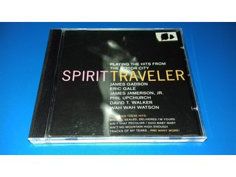 SPIRIT TRAVELER - hits from the motor city - GADSON,GALE,UPCHURCH,WALKER -  (cd)