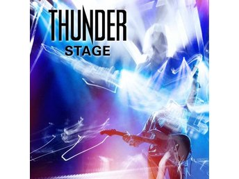 Thunder: Stage - Live 2017 (Digi/Ltd) (Blu-ray + 2 CD)