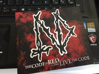 Napalm Death - The Code Is Red... Long Live The Code Digipak!