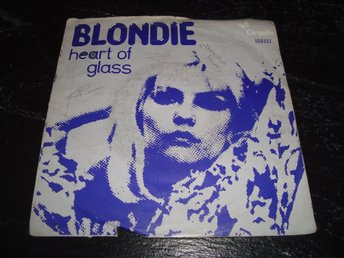 Blondie - Heart of Glass 7""