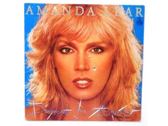 Amanda Lear - Diamonds for Breakfast 1980 LP