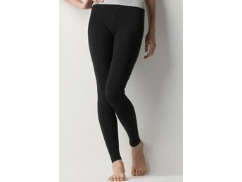 NYTT MEDIUM TERMO GIRLS EXTRA WARM BLACK TERMO LEGGINGS