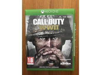 [XBOX ONE] CALL OF DUTY : WWII / NYSKICK